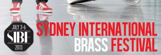 Sydney International Brass Festival 2013