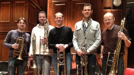 Concertgebouw trombones