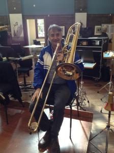 Eric Klay - contrabass trombone