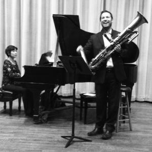 Nick Byrne recital